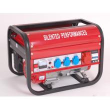 Neuer Modell-quadratischer Rahmen-Dreiphasenrecoil-Start-Benzin-Generator