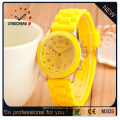 Custom Genf Sport Silikon Uhren für Frauen (DC-1020)