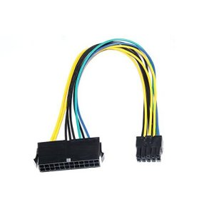 PSU ATX 24Pin żeński do 10Pin męski Adapter