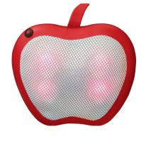 Apple shape soothing massage cushion for back