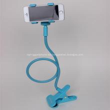 Soporte promocional flexible para teléfonos inteligentes: uso doméstico