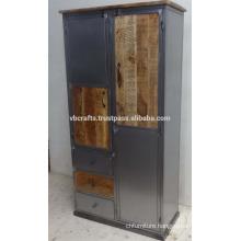 Industrial Urban Loft Wardrobe