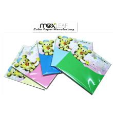 180 * 180mm Kartonabdeckung Origami Papier (OP180-002)
