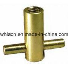 Zócalo de elevación de Rod sólido concreto prefabricado con la barra cruzada (M / RD 12-52)