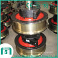 Forged Wheel for Overhead Cranes and Gantry Cranes