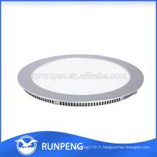 Alliage d'aluminium de LED Panneau avant de moulage mécanique sous pression