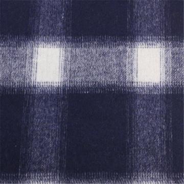 30% Lã 70% poliéster para as mulheres Tecido de lã de vestuário