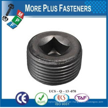 Made in Taiwan Socket Pipe Plug