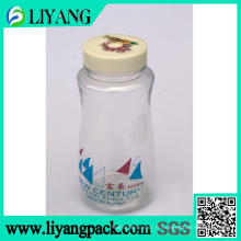 Logo de marque, bouteille d'eau en plastique de film de transfert de chaleur