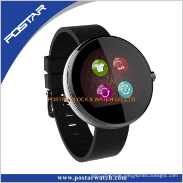 Pedometer Smart Watch with Silicone Band