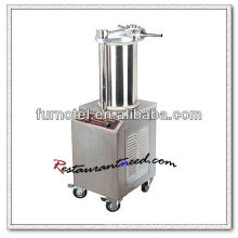 F167 Stainless Steel Rapid Sausage Filler Machine