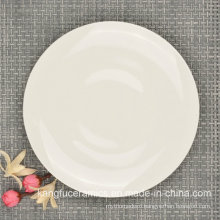 High Quality Bone China Dinner Plate