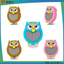 Portable Mini Owl Bluetooth Speaker
