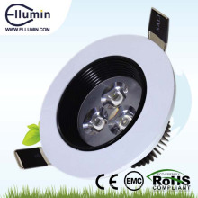 alta potencia llevó la luz de techo 3w moderna lght