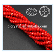 crystal rondelle beads lampwork glass beads wholesaler