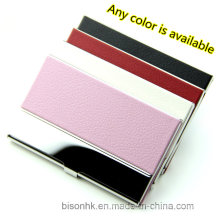 Newest PU Business, Leather Business Card Holder