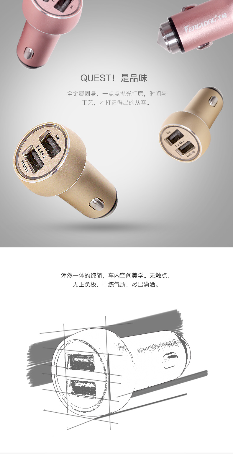 Samsung Car Charger