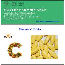 Meilleure vente de comprimé de vitamine C