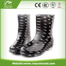 Women Rubber/ PVC Rain Boots Wellington Boots