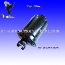 Filtro de combustible en línea K9A2-20-490B para Kia