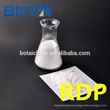 Redispersible polymer powder RDP to increase the waterproof properties of concrete