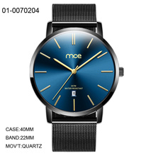 Fashion Quality Watch Alloy Watch Bezel Japan Movt Quartz Watch
