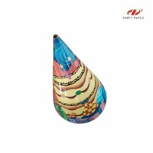 Paper Cone Birthday Party Hats