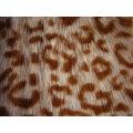 Leopard Printed Faux Fur