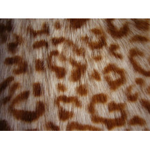 Leopard Printed Kunstpelz