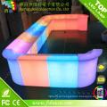 Venda da mobília do cubo do diodo emissor de luz, mobília exterior do diodo emissor de luz, mobília incapacitada da cadeira