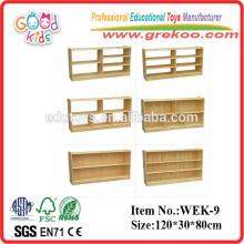 2014 móveis de madeira novos para jardim de infância, móveis de madeira de jardim de infância populares, móveis de madeira de venda a quente