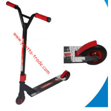 Scooter populaire avec roue PU 100 mm (YVS-006)