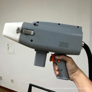 Máquina grande da remoção do revestimento da pintura do óxido da oxidação do metal da máquina da limpeza do laser do disconto 500W