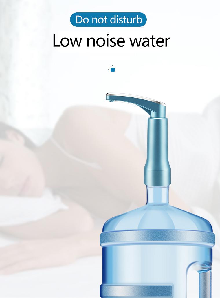 pump water dispenser