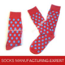 Professionelle Happy Sock für Männer