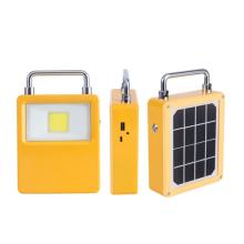 10W 30W 50W tragbares USB-Solarlicht