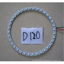 120mm 3528 36SMD Angel Eye lâmpada automotiva LED