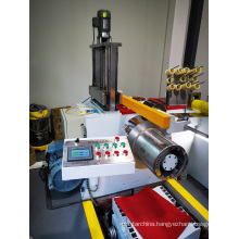 Energy-saving new metal slitting machine