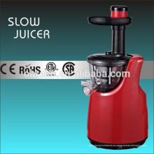 Exclusivo prensado en frío de velocidad lenta Tipo de tornillo Slow Juicer