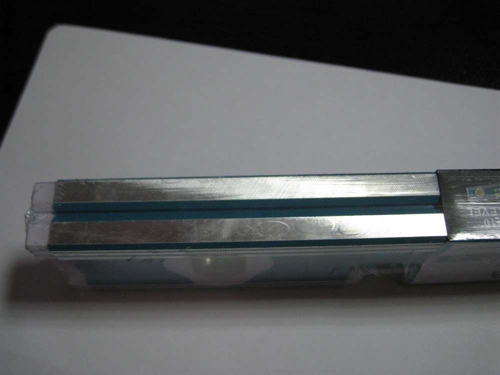 Aluminum box spirit level