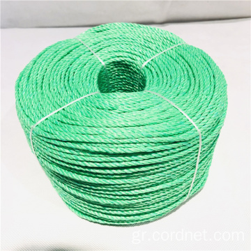 Πράσινο PP Splitfilm Twist Rope