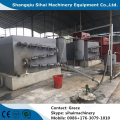 waste PE plastic recycling to oil plant