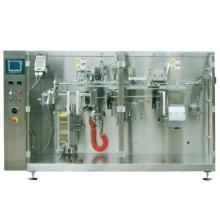 Semi-Automatic Capsule with Horizontal Filling Machine Locking
