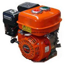 Generador de gasolina refrigerado por aire de 4 tiempos