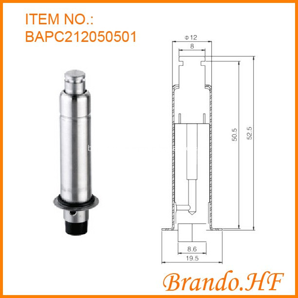 cy123 armature and plunger