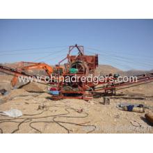 China Large Capacity Sand Sieving Machine