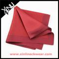 Bespoke Shenzhou Hand Rolled Mens Silk Custom Print China Handkerchief