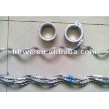 Abrazadera de suspensión preformada-para ADSS / OPGW