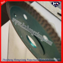 Diamond Super Thin Hot Pressed Blade for Ceramic Marble