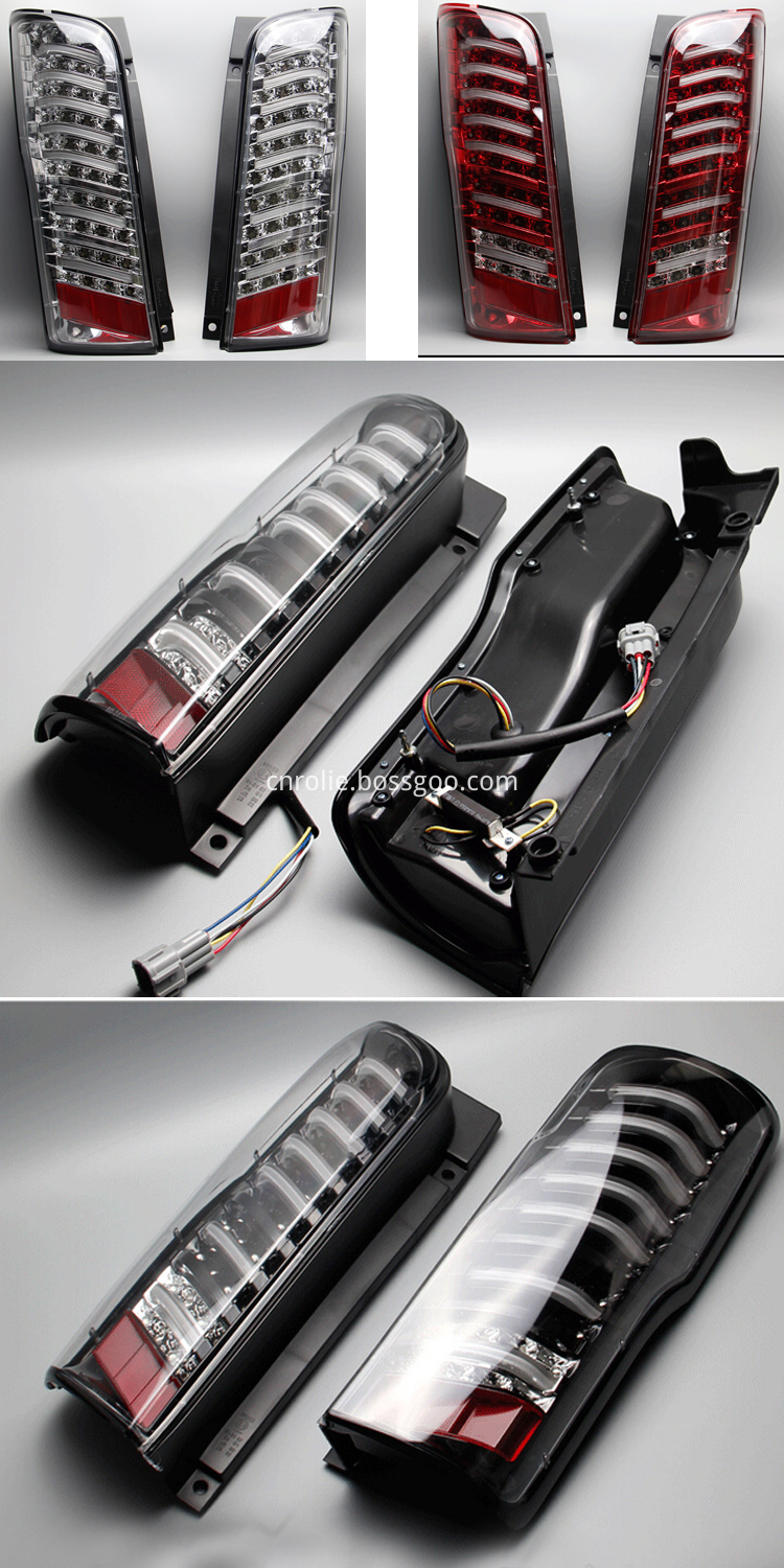 NV350 tail lights (9)